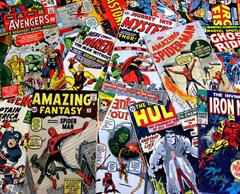 Comic Book Treasures